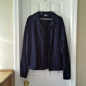 Polo by Ralph Lauren Navy Jacket L